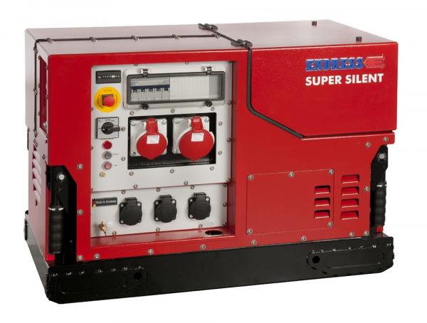 Stromerzeuger ESE 1408 DBG ES DUPLEX Silent