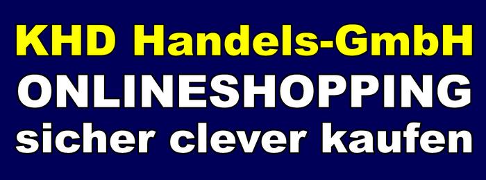 KHD Handels-GmbH Shop-Logo