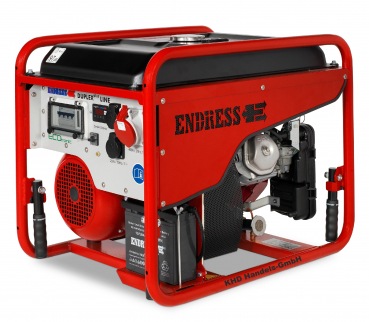 ESE 606 DHG-GT ES ISO DUPLEX Endress Stromerzeuger