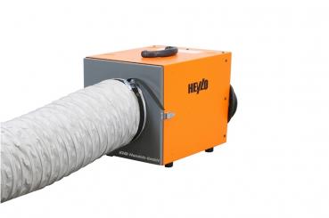 Heylo PowerFilter 1000 Luftreiniger-Paket Staubklasse M
