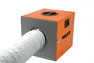 Heylo PowerFilter 1400 Luftreiniger-Paket Staubklasse H