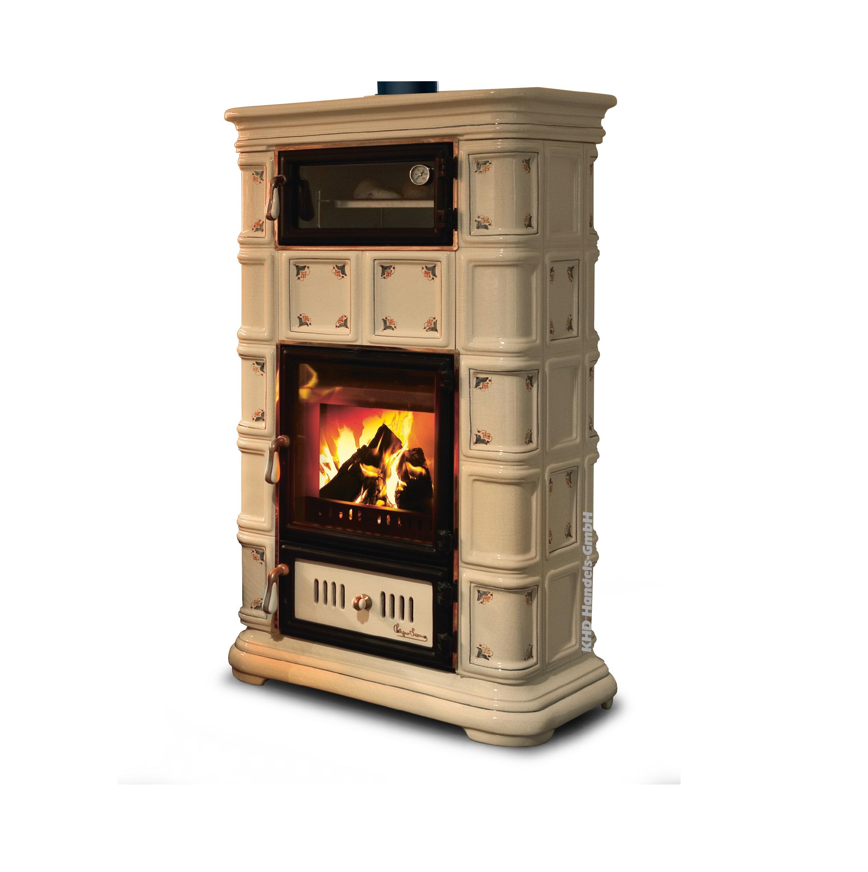 holzofen sergio leoni marlene mit backofen. Black Bedroom Furniture Sets. Home Design Ideas