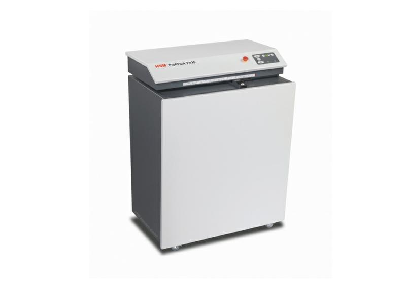 HSM ProfiPack P425 - 400 Volt mit Adaption für Staubabsaugung