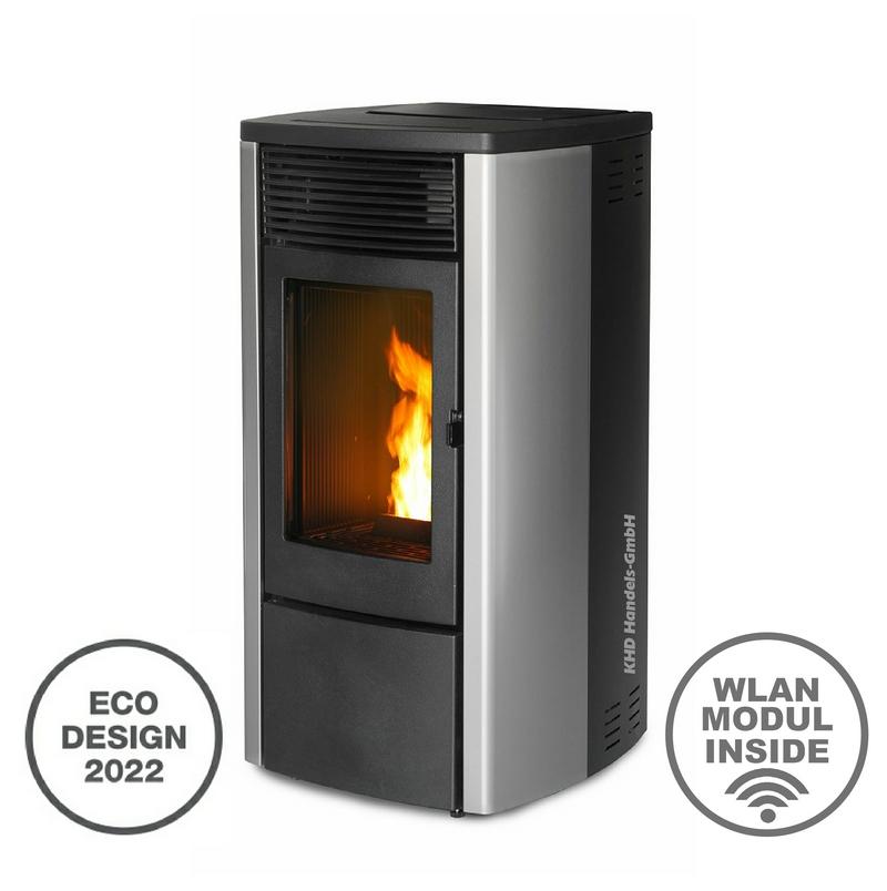 pelletofen mcz ego comfort air 10 kw. Black Bedroom Furniture Sets. Home Design Ideas