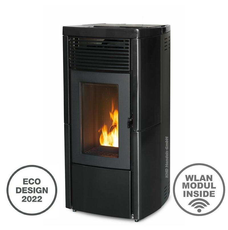 pelletofen mcz star comfort air 10 kw. Black Bedroom Furniture Sets. Home Design Ideas