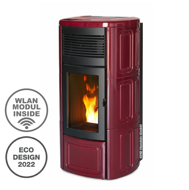 pelletofen mcz suite air 10 kw. Black Bedroom Furniture Sets. Home Design Ideas