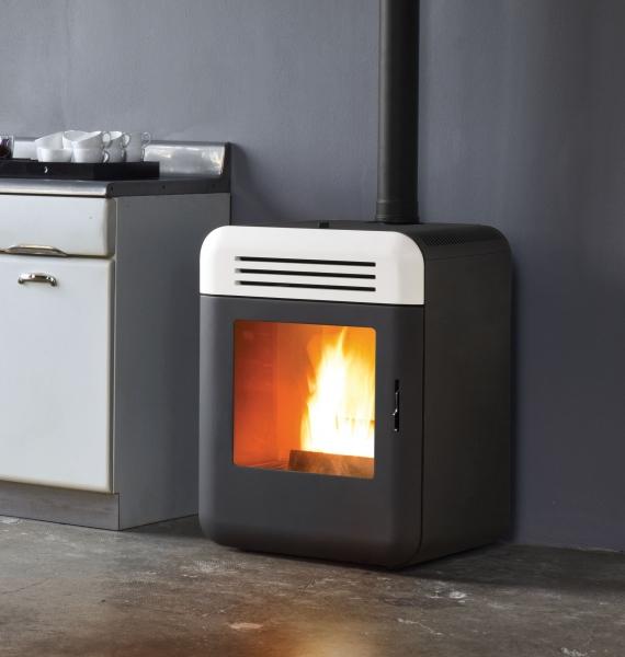 pelletofen mcz thema air. Black Bedroom Furniture Sets. Home Design Ideas