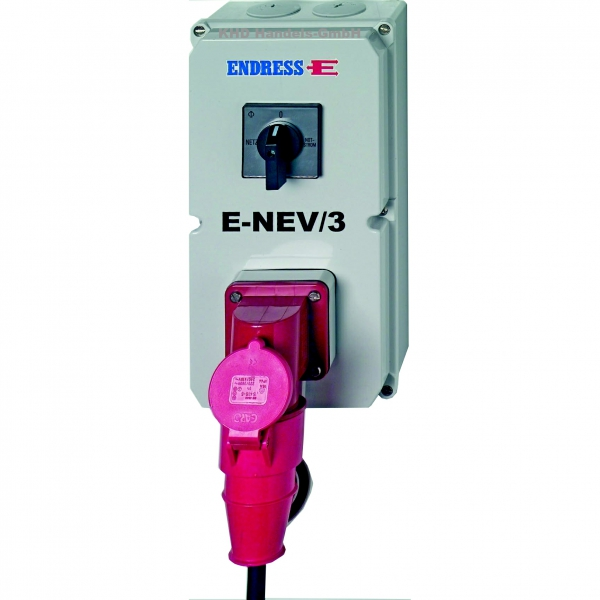 E-NEV/3-63 Einspeisungsverteiler Endress