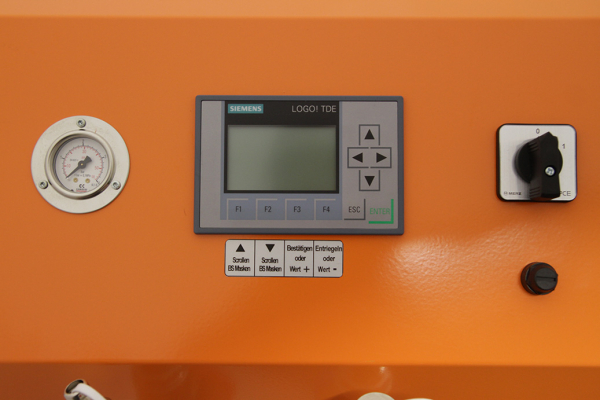 Elektro Warmwasserheizung EW 18-e - Display