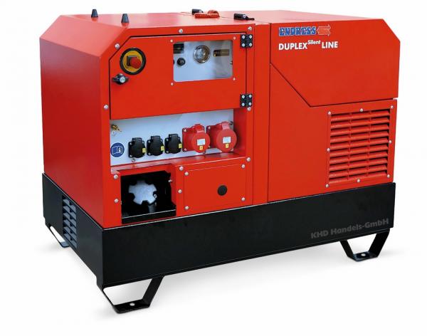 Endress Stromerzeuger ESE 1408 DLG ES DI DUPLEX Silent