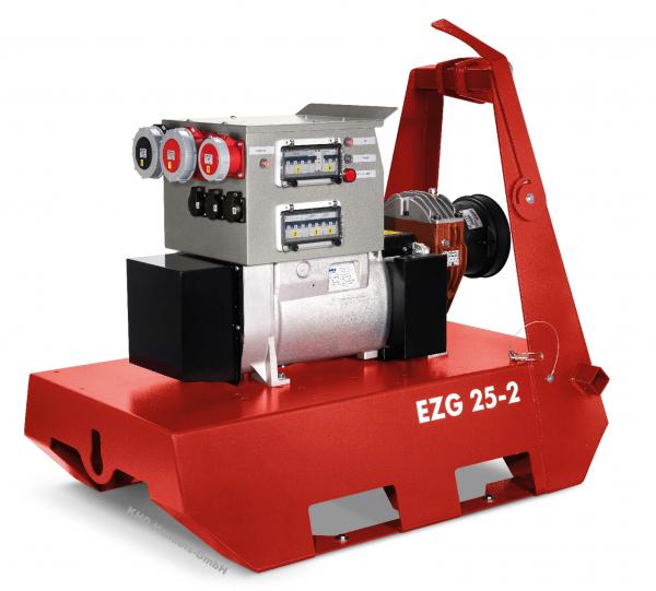 EZG 25/2 II/TN-S Endress Zapfwellengenerator