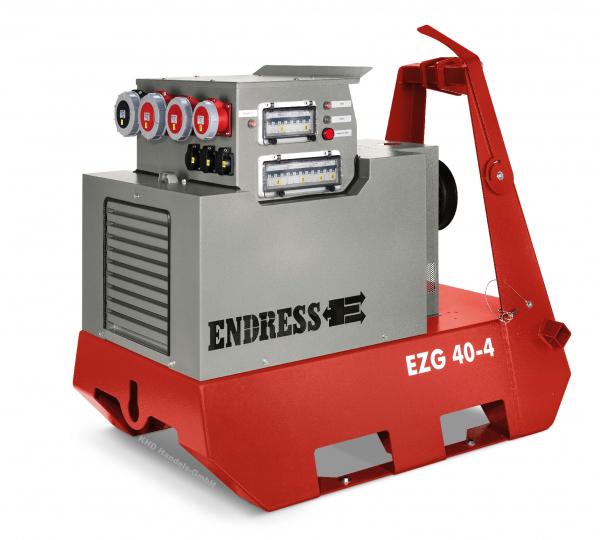 EZG 40/4 II/TN-S Endress Zapfwellengenerator