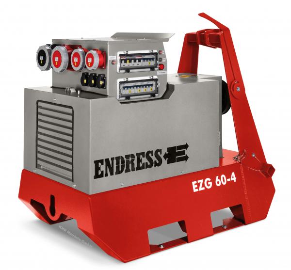 EZG 60/4 II/TN-S Endress Zapfwellengenerator