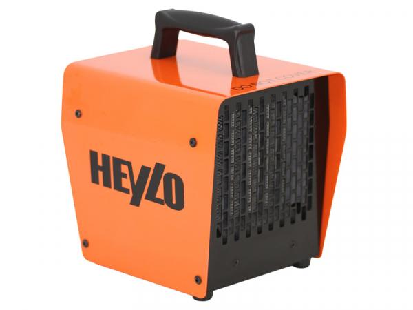 Heylo Elektroheizer DE 2 XL Heizlüfter 2 kW 1101909