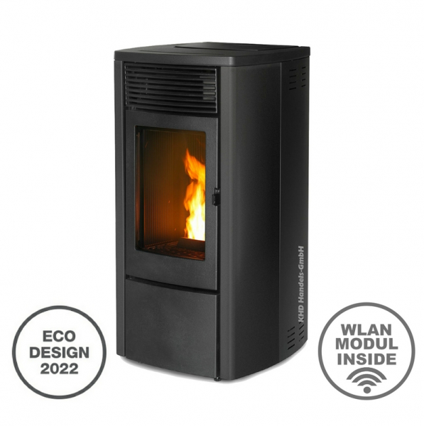 MCZ Ego Comfort Air Up schwarz